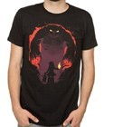 League of Legends Annie and Tibbers Black Men's T-Shirt
