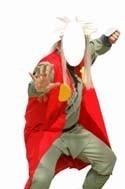 Naruto Jiraiya Costume S