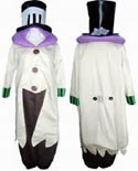 D.Gray-Man Earl Costume XL