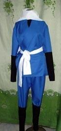 Gintama Zenzo Hattori Ninja Costume XL