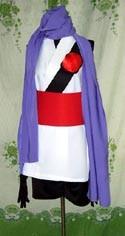 Gintama Sarutobi Ayame Ninja Costume Large