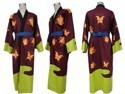 Gintama Takasugi Yukata Costume Men's Small