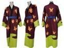 Gintama Takasugi Yukata Costume Men's XXL