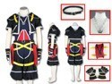 Kingdom Hearts Sora Costume