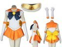 Sailor Moon Sailor Venus Costume
