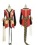 Tales of Vesperia Rita Cosplay Costume