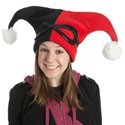 Marvel Harley Quinn  Cosplay Hat and Mask