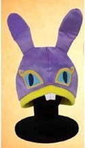 Zelda Cosplay Fleece Ravio Hat