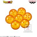 Dragonball Z Plastic Dragonballs Boxed set of 7