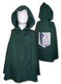 Attack on Titan Survey Corps Scouting Legion Cosplay Cloak