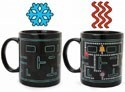 Pac-man Heat Changing Coffee Mug Cup