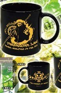 One Piece New World Trafalgar Law Mug Cup