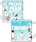 One Piece Proof of Bonds Cospa Mug Cup