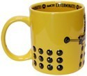 Doctor Who Textured Dalek Coffe Mug Cup