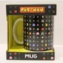 Pacman Patterned Coffee Mug Cup