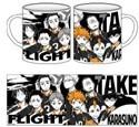 Haikyuu!! Group Coffee Mug Cup