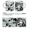 Vocaloid Future Mirai Project Group Cospa Mug