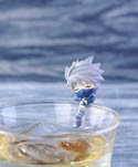 Naruto Shippuden Kakashi Sleepy Konoha Break Time Ochatomo Cup Accessory