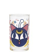 Sailor Moon Luna Ball Glass Cup Ichiban Kuji E Prize