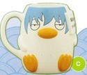 Gintama Elizabeth Dressed as Gintoki Coffee Mug Cup