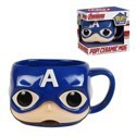 Marvel Captain America Funko Mug