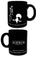 Puella Magi Madoka Magica Movie Kyubey Black Coffee Mug Cup