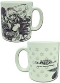 Tales of Xillia Mira and Jude Coffee Mug Cup
