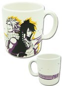 Fairy Tail Natsu and Zeref Coffee Mug Cup