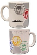 Sword Art Online Chibi Coffee Mug Cup