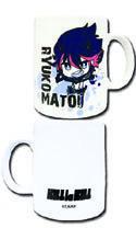 Kill La Kill Ryuko Chibi Coffee Mug Cup