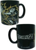Dragonball Z Goku Vs. Frieza Coffee Mug Cup