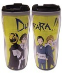 Durarara!! Group Line Up Tumbler Coffee Cup