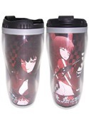Black Rock Shooter Goldsaw Tumbler Coffee Mug Cup