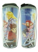 Tales of Symphonia Blue Group Tumbler Coffee Mug Cup