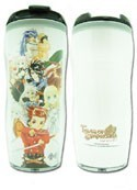 Tales of Symphonia White Group Tumbler Coffee Mug Cup