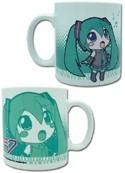 Vocaloid Hatsune Miku Coffee Mug Cup