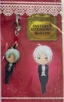 D.Gray-man Alan Fastener SD