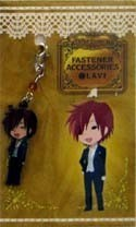 D.Gray-man Lavi Fastener SD