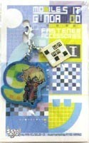 Gundam 00 Mr. Bushido Fastener Accessory I