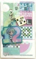 Gundam 00 Ribbons Almark Fastener Accessory L