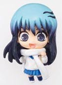 Nura Rise of the Yokai Clan Chara Mascot Fastener Yuki-Onna School Uniform
