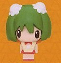 Macross Miss Macross China Chara Mascot Ranka Buns