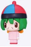 Macross Miss Macross China Chara Mascot Ranka Hat