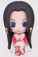 One Piece Chara Fortune Harem Mascot Boa Smiling