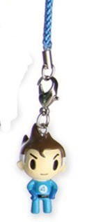 Tokidoki X Marvel Mr. Fantastic Frenzies Fastener Charm