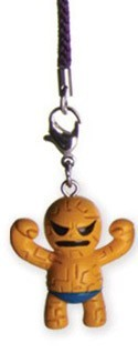 Tokidoki X Marvel The Thing Frenzies Fastener Charm