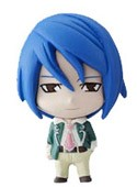 Star Driver Sugata Shindou Uniform Chara Fortune Fastener Charm