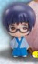 Gintama Chara Fortune Fastener Shinpachi