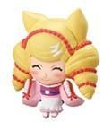 Otome Yokai Zakuro Fastener Mascot Charm Bonbori
