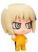 Tiger and Bunny Pao Lin Fastener Mascot Charm